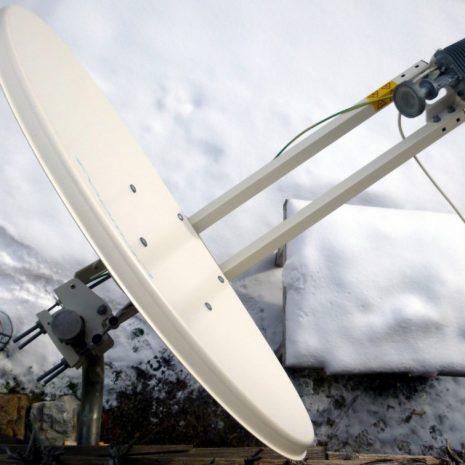 Travailler dans le Web avec une connexion satellite, c'est possible !