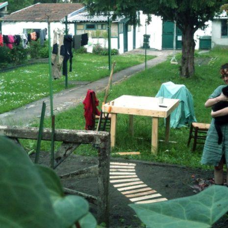 Petite rétrospective du jardin : 2013 ou le potager traditionnel