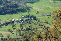 Le hameau de Balagué